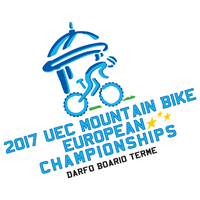 2017 European Mountain Bike Championships Logo