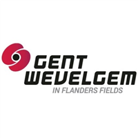 2019 UCI Cycling World Tour Gent - Wevelgem Logo