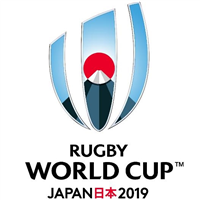 2019 Rugby World Cup Quarter-finals Logo