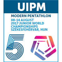 2017 Modern Pentathlon Junior World Championships Logo