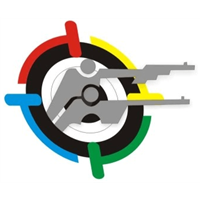 2020 European Shooting Championships 10 m Logo