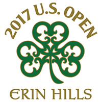 2017 Golf Major Championships U.S. Open Logo