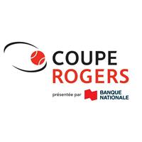 2018 WTA Tennis Premier Tour Coupe Rogers Logo