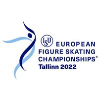 2022 European Figure Skating Championships Logo