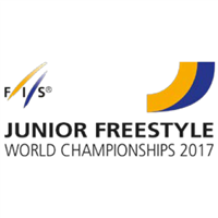 2017 FIS Freestyle Junior World Ski Championships Halfpipe Logo
