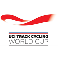 2016 UCI Track Cycling World Cup Logo