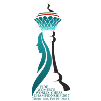 2017 World Women Chess Championship Logo