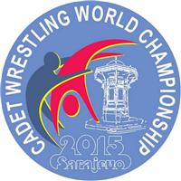 2015 World Cadet Wrestling Championship Logo