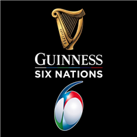 2020 Rugby Six Nations Championship Round 4 Logo