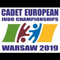2019 European Cadet Judo Championships Logo