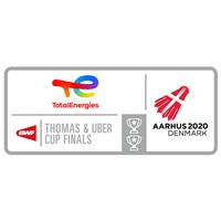 2020 Badminton Thomas and Uber Cup Logo