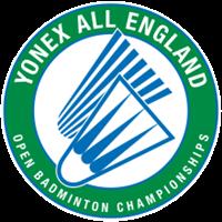 2021 BWF Badminton World Tour - All England Open Logo