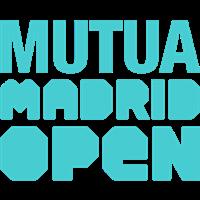 2018 ATP Tennis World Tour Mutua Madrid Open Logo