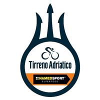 2018 UCI Cycling World Tour Tirreno - Adriatico Logo