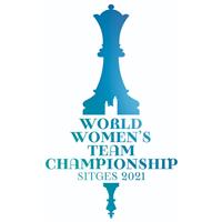2021 World Team Chess Championship - Women Logo