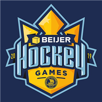 2020 Euro Hockey Tour Beijer Hockey Games Logo