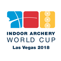 2018 Archery Indoor World Cup Logo