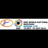 2015 ISSF World Cup Shotgun Logo