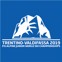 2019 FIS Junior World Alpine Skiing Championships Logo