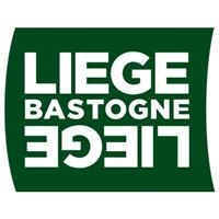 2021 UCI Cycling World Tour - Liège Bastogne Liège Logo
