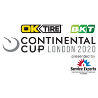 2020 Curling Continental Cup Logo