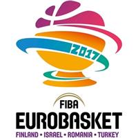 2017 FIBA EuroBasket Logo