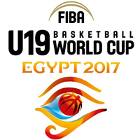 2017 FIBA U19 World Basketball Championship Logo