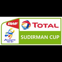 2019 Badminton Sudirman Cup Logo