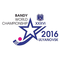 2016 Bandy World Championship Group B Logo