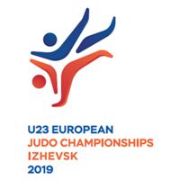 2019 European U23 Judo Championships Logo