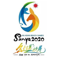 2021 Asian Beach Games Logo