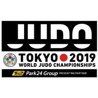 2019 World Judo Championships Logo