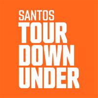 2020 UCI Cycling World Tour Tour Down Under Logo