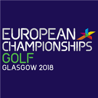 2018 European Golf Championships Logo