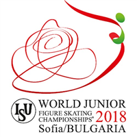 2018 World Junior Figure Skating Championships Logo