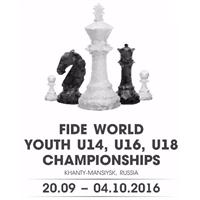 2016 World Youth Chess Championships Logo