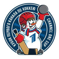 2019 Euro Hockey Tour Channel One Cup Logo