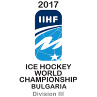 2017 Ice Hockey World Championship Division III Logo