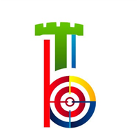 2019 European Shooting Championships Rifle Pistol Logo
