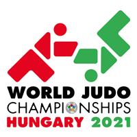 2021 World Judo Championships Logo