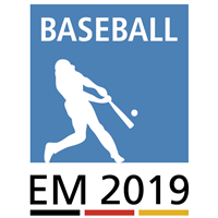 2019 European Baseball Championship A-Pool Logo