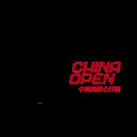 2018 WTA Tennis Premier Tour China Open Logo