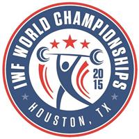 2015 World Weightlifting Championships Logo