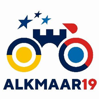 2019 European Road Cycling Championships Logo