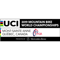 2019 UCI Mountain Bike World Championships Logo