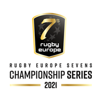 2021 Rugby Europe Sevens - Championship Series Logo
