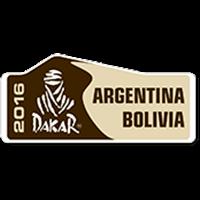 2016 Dakar Rally Logo
