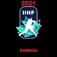 2021 Ice Hockey U20 World Championship Logo