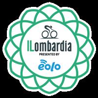 2021 UCI Cycling World Tour - Il Lombardia Logo