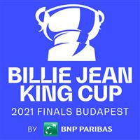 2021 Billie Jean King Cup - Finals Logo